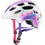 UVEX Finale Junior Helmet LED small pink girl